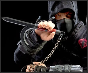 G.I. Joe Black Dragon Ninja
