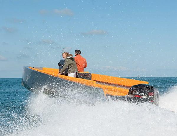 Iguana 29 Amphibious Boat