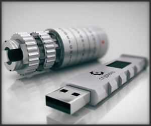 Crypteks Flash Drive