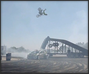 Gymkhana World Tour 2011