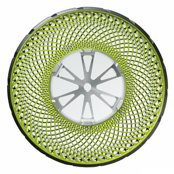 The Airless Tire