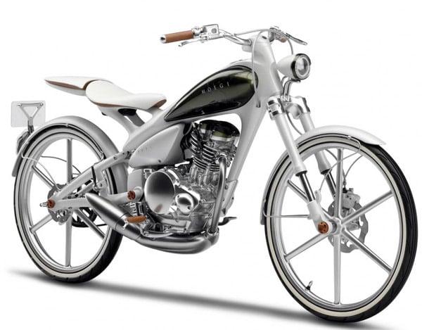 Yamaha Y125 MOEGI Concept