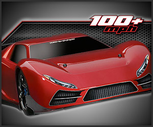 The 100MPH RC Car
