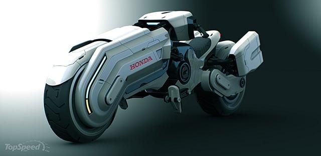 Honda Chopper Concept