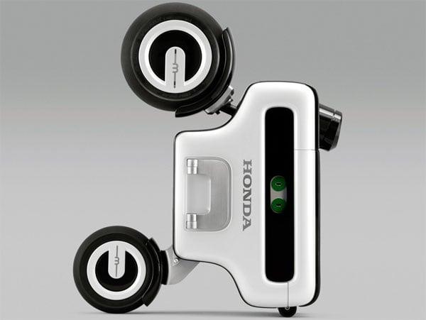 Honda Motor Compo Scooter