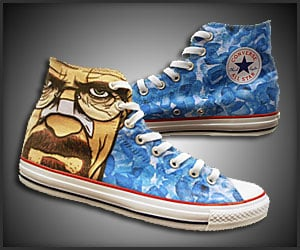 Sweet Kicks for TV Addicts