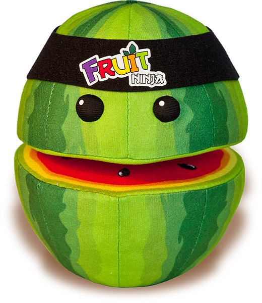 Fruit Ninja Plush Toys