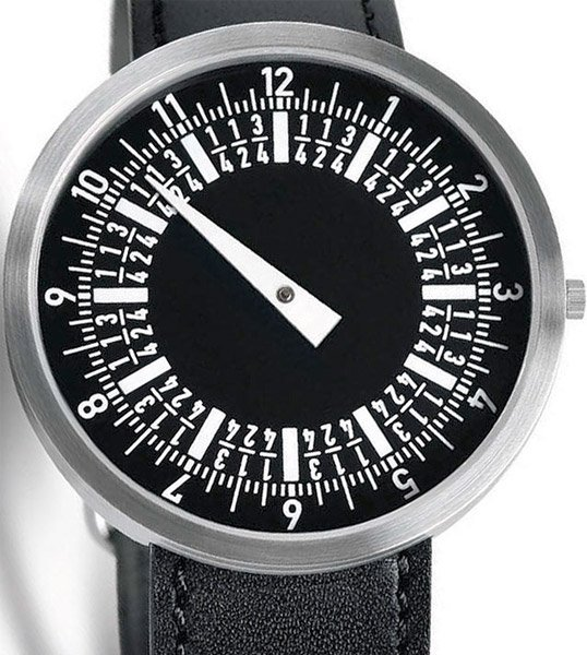 Time-O-Meter Watch