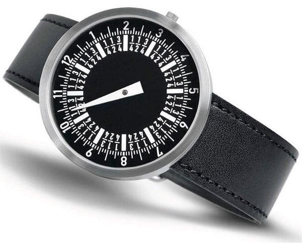 Time-O-Meter Watch
