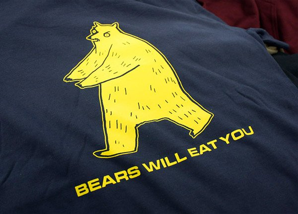 Bears Will Eat You (T-Shirt)