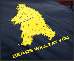 Bears Will Eat You (T-Shirt)