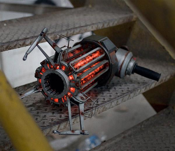 HL2 Gravity Gun Replica