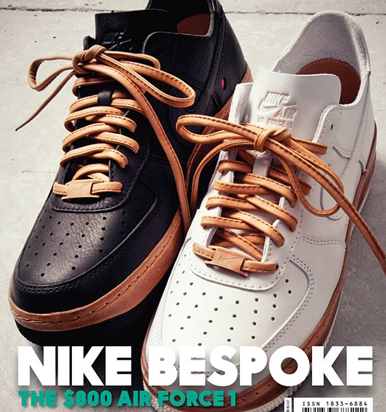 Nike AF 1 Bespoke Vachetta