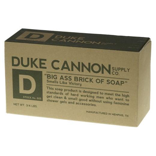 Big Ass Brick of Soap