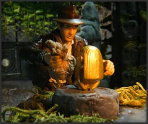 Indiana Jones Stop Motion