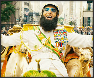 The Dictator (Trailer)