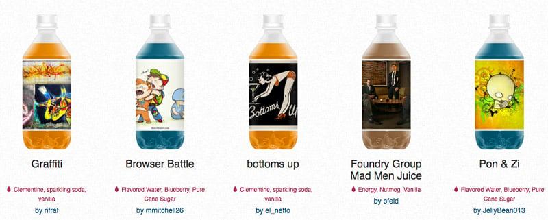UFlavor Custom Sodas