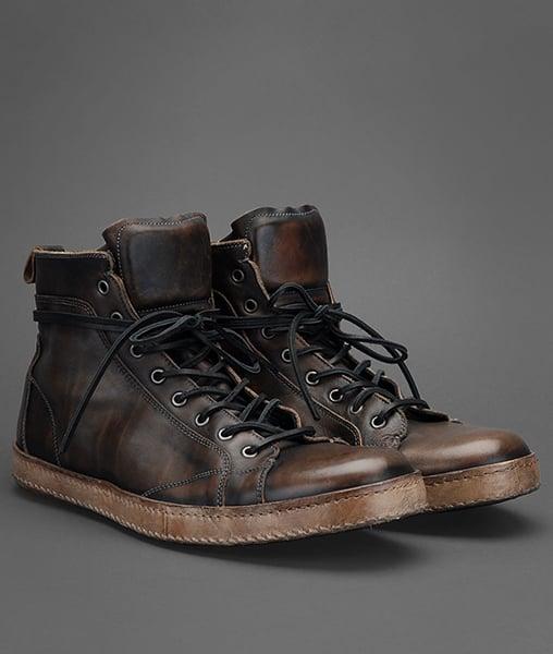 Artisan Lace Sneaker