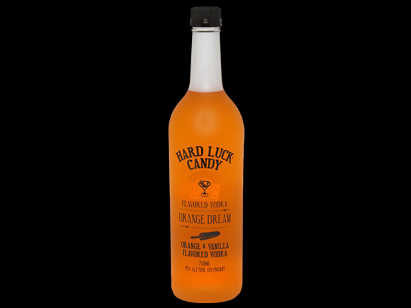 Hard Luck Candy Vodka