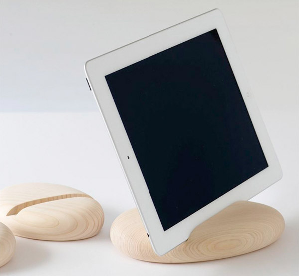 Calm Trees iPad Stand