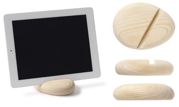 Calm Trees iPad Stand