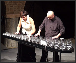 Glass Harp Tchaikovsky
