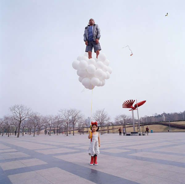 Li Wei: Acrobatic Photography
