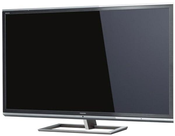 Toshiba Naked-Eye 3D TV