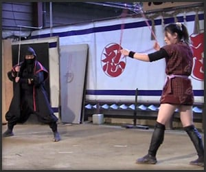 Ninjas: Rope vs. Sword