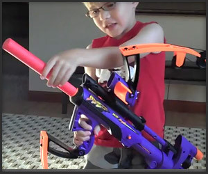 The Nerf Dentist
