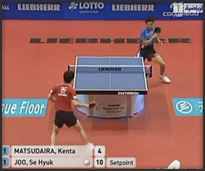 2011 Table Tennis Highlights