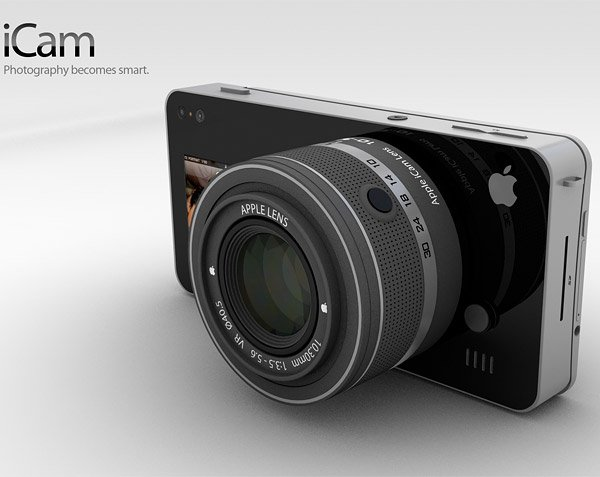 Apple iCam Concept