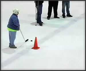 Miracle Puck Shot
