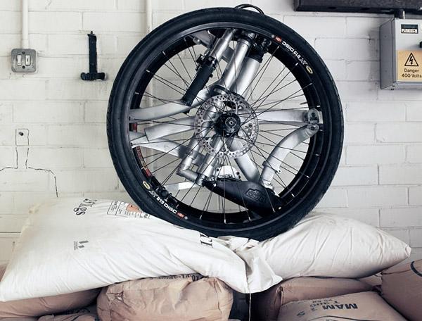 Dom's Folding Bike