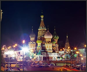 Moscow 2011 (Time-Lapse)
