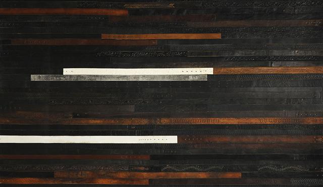 Leather Belt Flooring