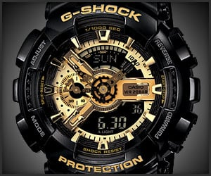 Casio G-Shock GA110GB-1A