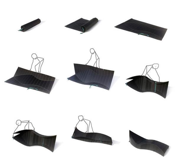 Koi Deck Chair