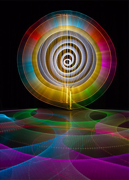 Light Paintings by Hobsonish