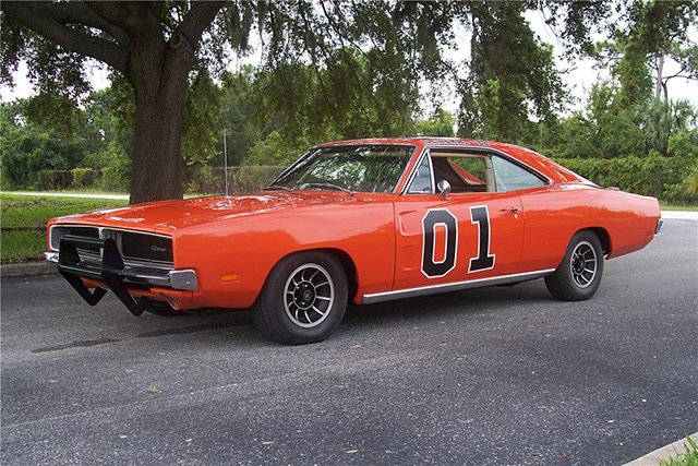 The First General Lee