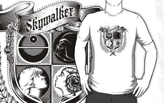 Skywalker Coat of Arms