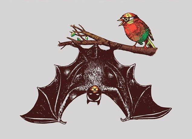Bat & Rob T-Shirt