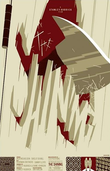 The Shining: Alternative Posters