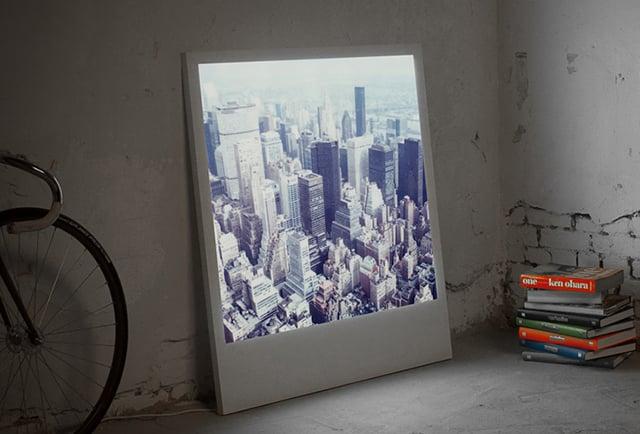 Polaboy LED Frames - The Awesomer