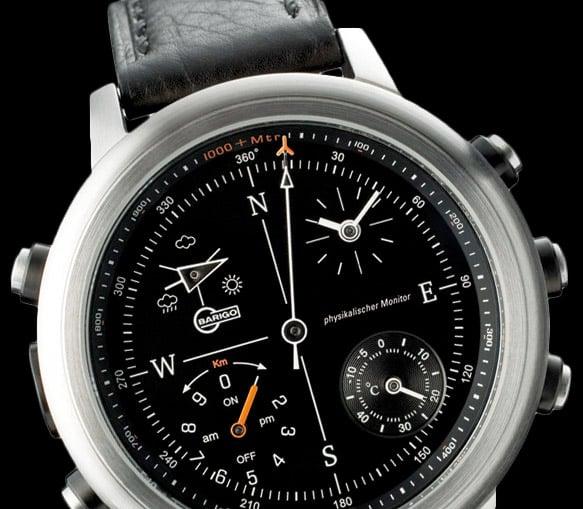 Barigo Penta 55 Watch