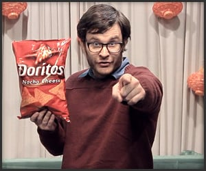 Make Your Own Doritos