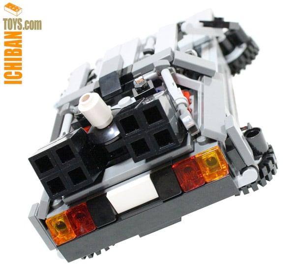 Ichiban BTTF DeLorean v4.0