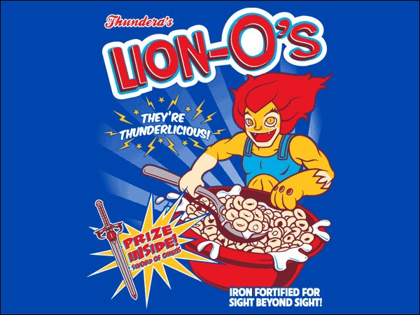 Lion-Os T-Shirt