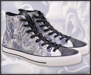Chuck Taylor Year of the Dragon