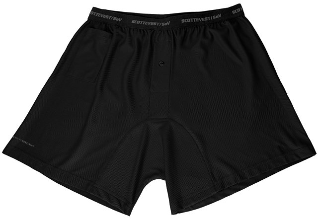 ScotteVest Travel Boxers